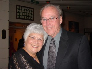 FFBI founder Cliff Haskell and his wife Tillie