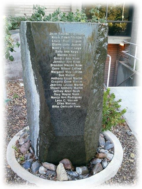 Farrell's Memorial Site