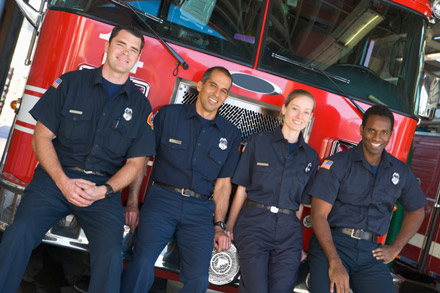 Why Firefighters & Health Care Professionals Should Contribute