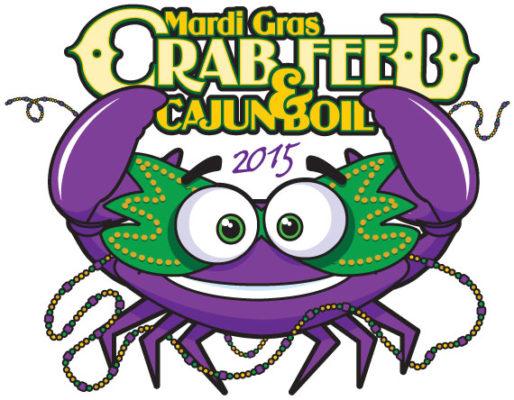 2015 FFBI & SFRA Mardi Gras Crab Feed