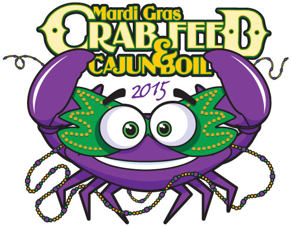 2015 Crab Feed Flyer
