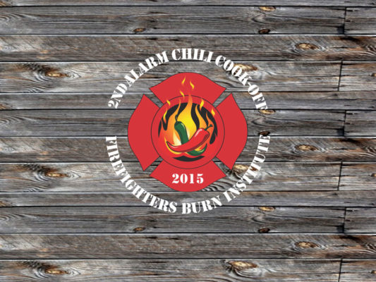 Second Alarm Chili Cook-Off 2015