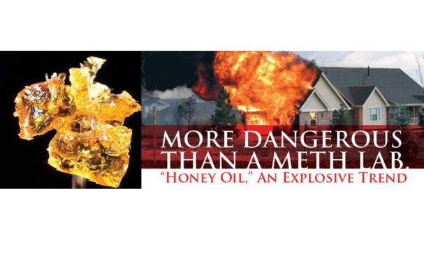 The Dangers of Honey Oil