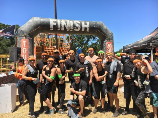 Tough Mudder Team FFBI