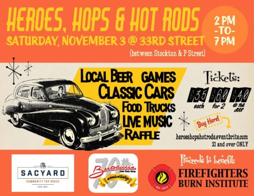 Heroes, Hops & Hot Rods