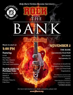 Rock The Bank for Charity
