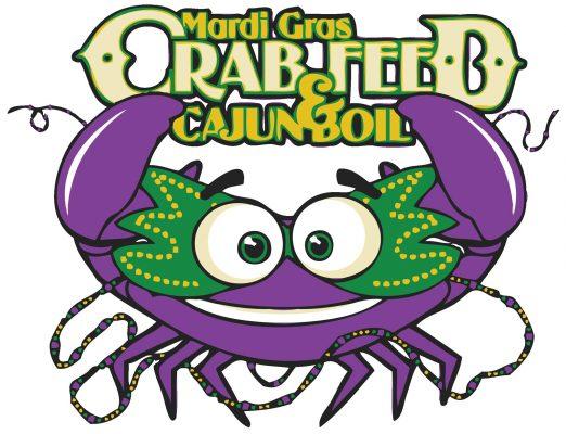 Mardi Gras Crab Feed & Cajun Boil